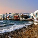 Organizzare una vacanza a Mykonos