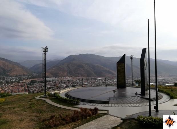La Victoria, Monumento Josè Felix Ribas
