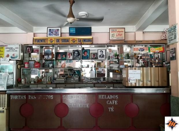 La Victoria, Bar La Emisora