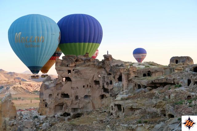 In mongolfiera sulla Cappadocia