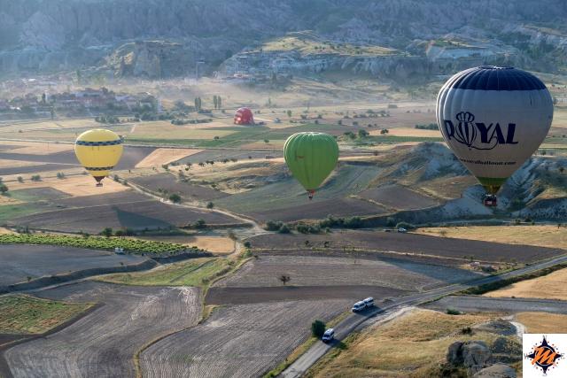 In mongolfiera sulla Cappadocia con Royal Balloon