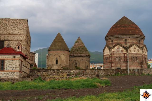 Erzurum, Üç Kümbetler