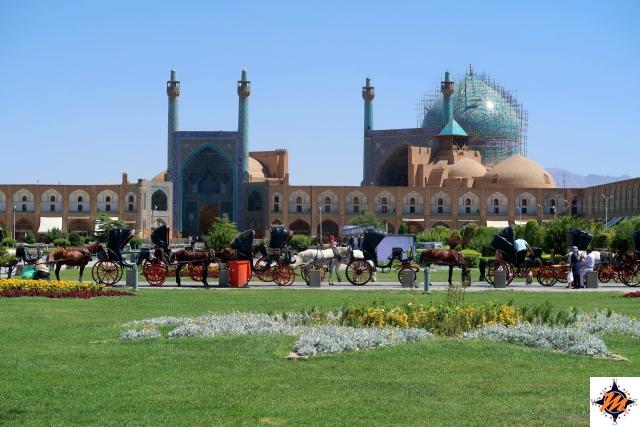 Esfahan, Masjed-e Shah