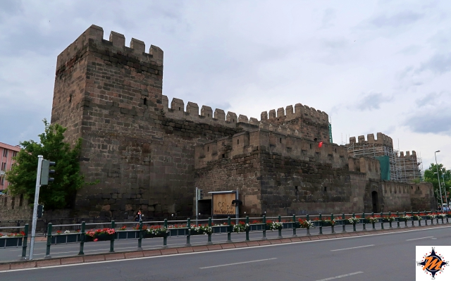 Kayseri, castello