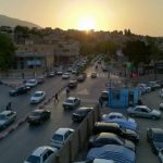 Sanandaj. Il riflesso dell'ospitalità iraniana