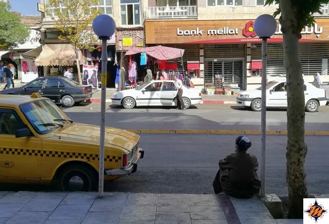 Sanandaj, Ferdosi Street