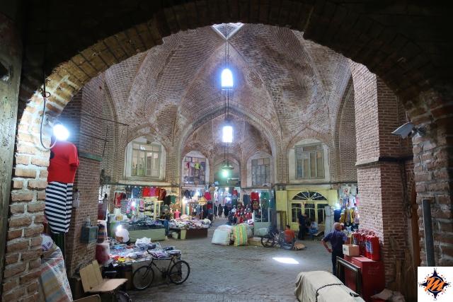 Tabriz, bazar