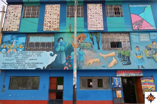 Ayacucho, Museo della Memoria