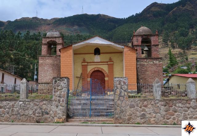 Chuschi, chiesa
