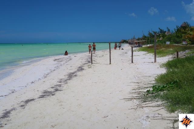 Holbox, Playa Grande