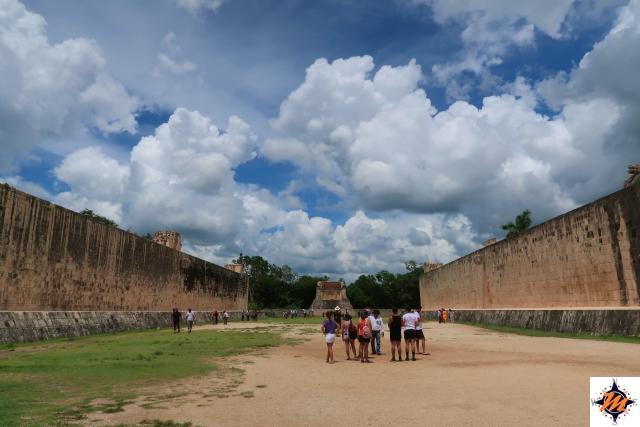 Chichén Itzá, Gran Juego de Pelota