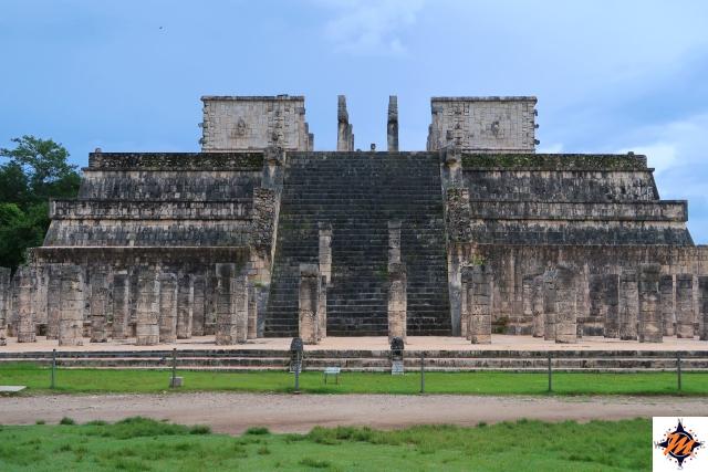 Chichén Itzá, Templo de los Guerreros