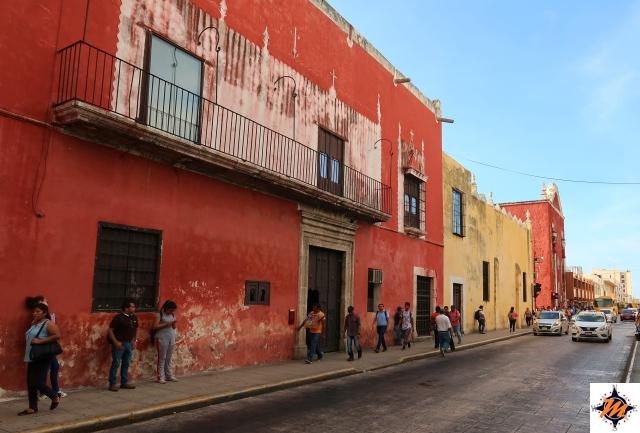 Mérida, centro