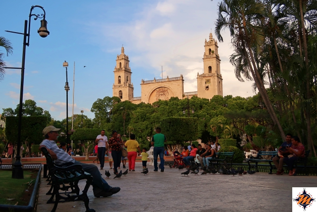 Mérida, Plaza Grande