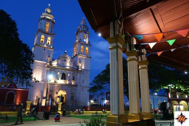 Campeche, Plaza Principal