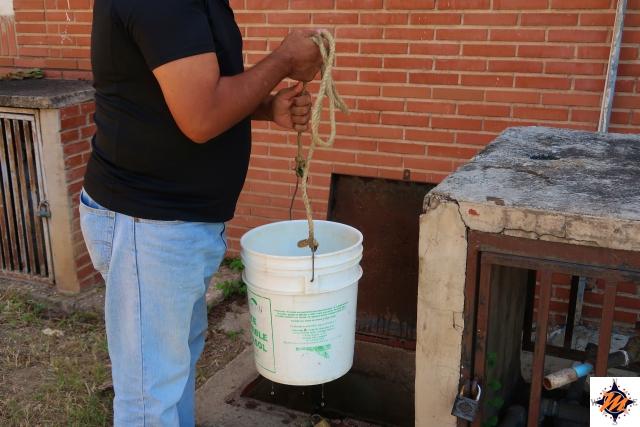 Venezuela. Mancanza di acqua corrente nelle abitazioni