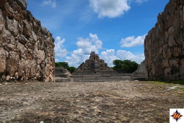 Edzná, Campeche