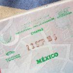 Attraversare la frontiera Messico-Guatemala a La Mesilla