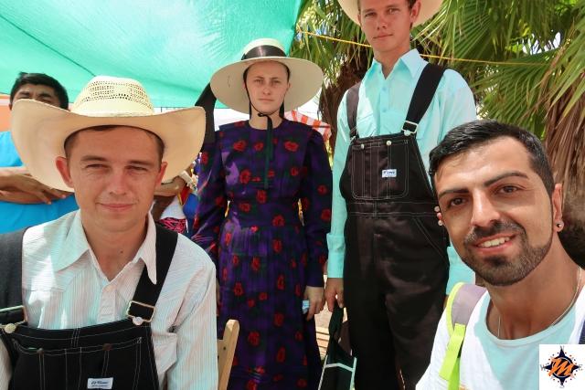 Hecelchakán, incontro con la comunità mennonita di Yalnon