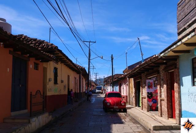 San Cristóbal de Las Casas, passeggiando per le vie della città