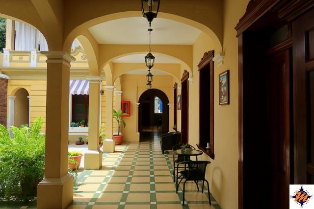 Città del Guatemala, Hotel Casa Salomé
