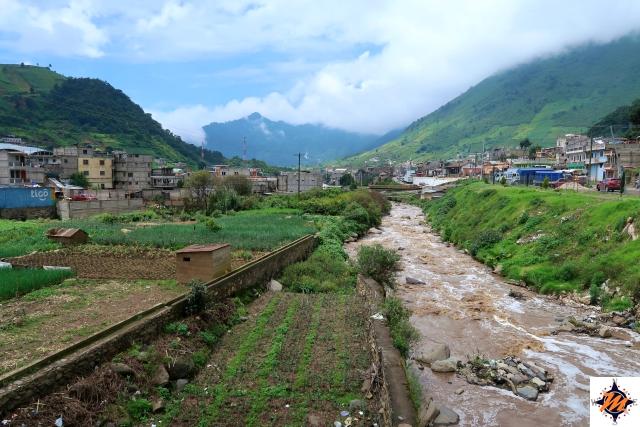Zunil, fiume Samalá