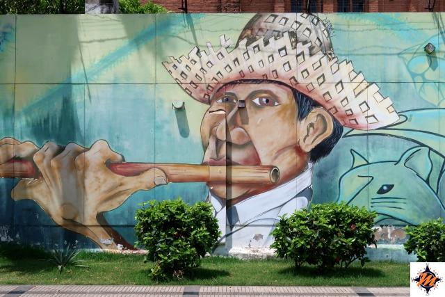 Santa Cruz de la Sierra, murales