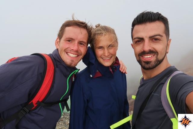 Trekking al vulcano Santa Ana
