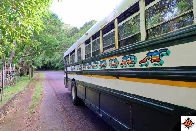 Autobus 258 per Cerro Verde