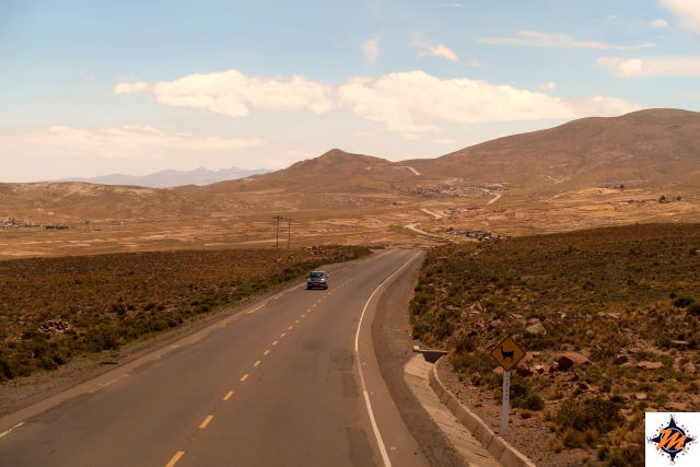 Il percorso da Potosí ad Oruro