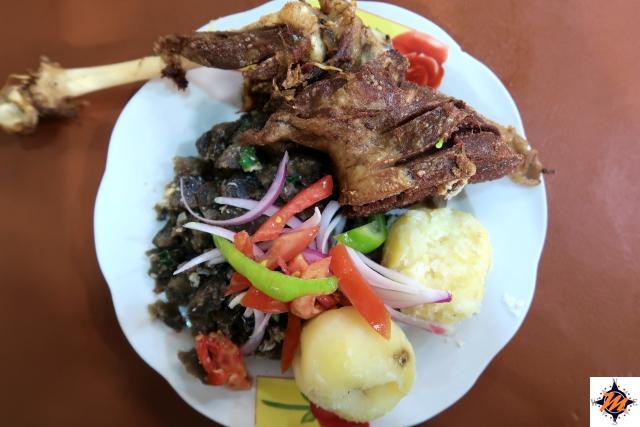 Oruro, restaurante Bon Bar