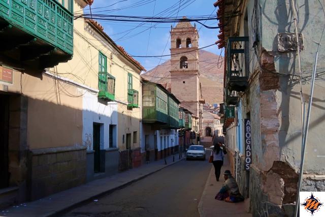 Potosí, Convento de San Francisco