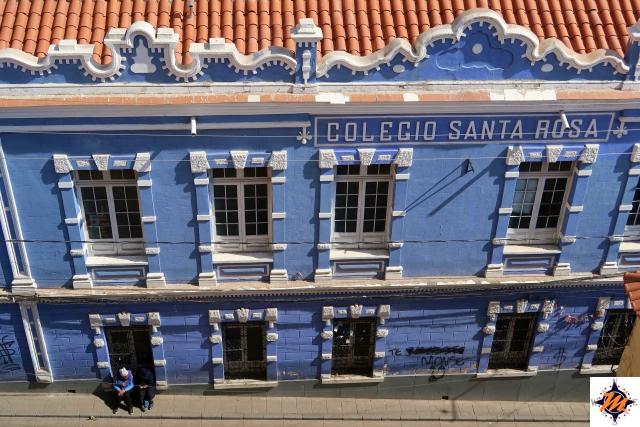 Potosí, Colegio Santa Rosa