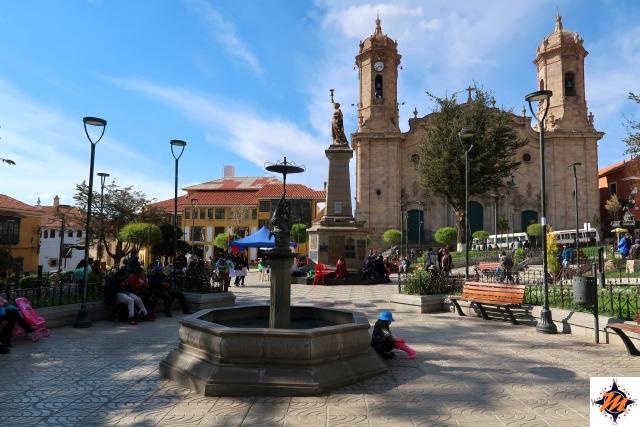 Potosí, Plaza 10 de Noviembre