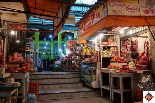 Copacabana, mercato
