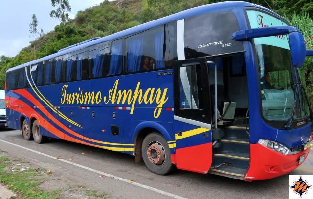 Turismo Ampay