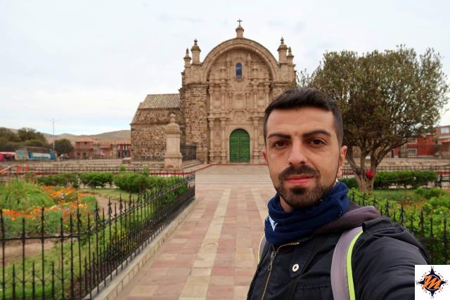 Lampa, Iglesia de Santiago Apostol