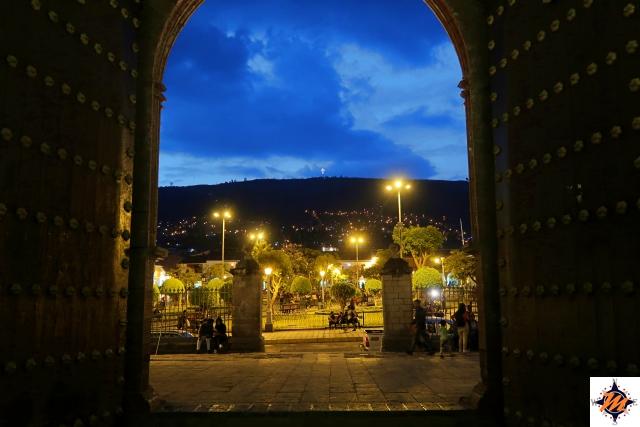 Ayacucho, vista dalla Cattedrale
