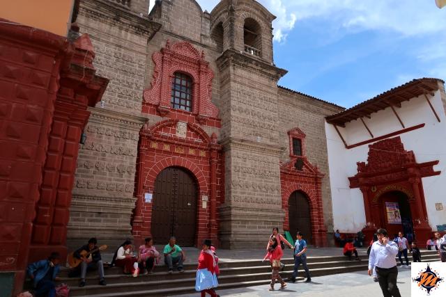 Ayacucho, Iglesia de la Compañía de Jesús