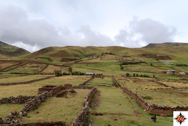 Da Ayacucho a Huancayo in autobus. Paesaggi ad alta quota