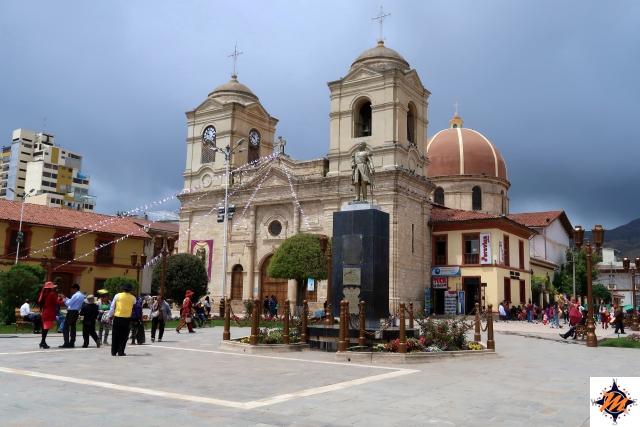 Da Ayacucho a Huancayo in autobus. Huancayo