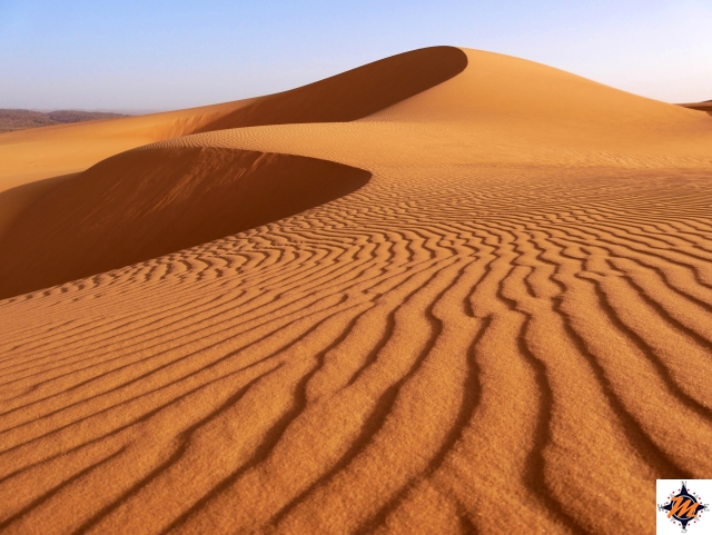 Dune di Aouja, Mauritania