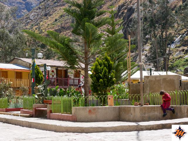 Tupe, Lima