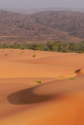 Erg Amatlich, Mauritania